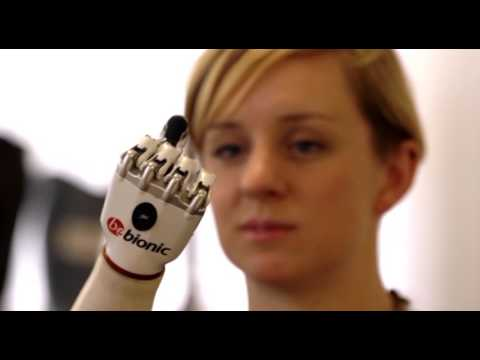 bebionic feature in Channel 4's Never Seen a Doctor
