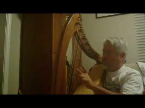 Elizabethan Dance for Harp #1