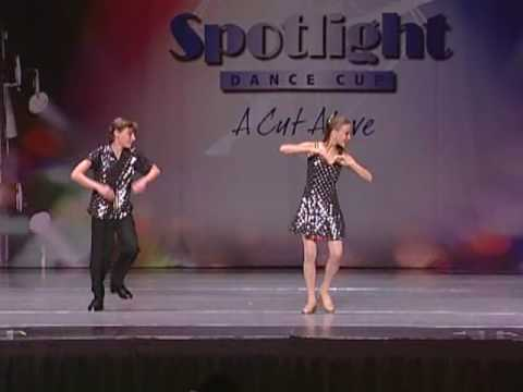 Alex & Emily Spotlight Dance Cup 2009 10 year catagory