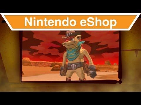 Nintendo eShop - Dillon's Rolling Western Launch Trailer