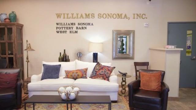 Recruiting Video Williams-Sonoma