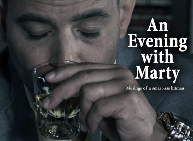 An Evening with Marty Trailer