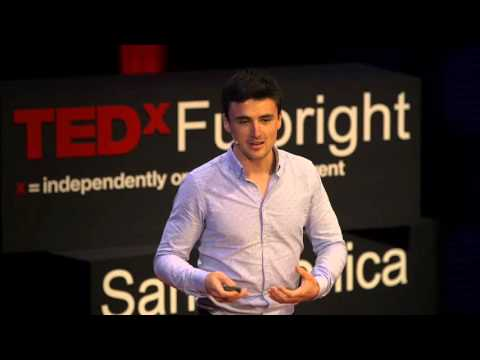 Food for thought: How your belly controls your brain | Ruairi Robertson | TEDxFulbrightSantaMonica