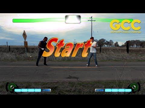 [Tstrongvfx] Street Fighter: Ryu vs Evil Ryu RL