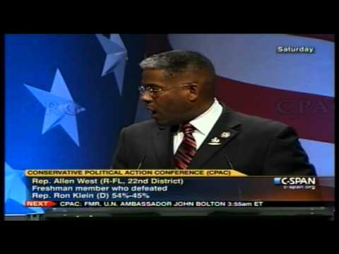 Allen West Wraps Up C.P.A.C.