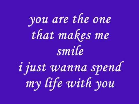 I Just Wanna Spend My Life With You - Lyrics By Dharsika