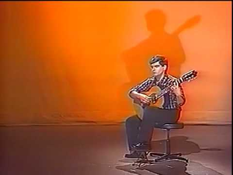 """Grigoreas plays Tzortzinakis' """"Mulatta del Rio"""""""
