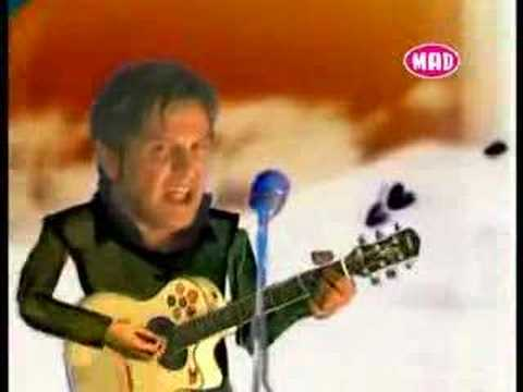 Osa Mou'heis Harisei-(the video clip-2001)