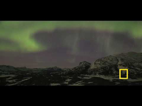Amazing Northern Lights Time Lapse