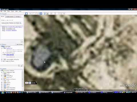 Alien Bases - Bases Extraterrestres (Example) pleiadians andromedans reptilians greys