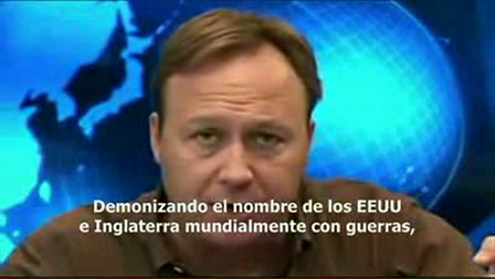 Alex Jones Y David Icke La red arcnida del Nuevo Orden Mundial