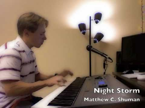 Night Storm - Matthew C. Shuman - (Official) - Weather Channel Music