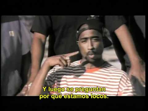 2Pac - Keep Ya Head Up (Subtitulada en Español) HD