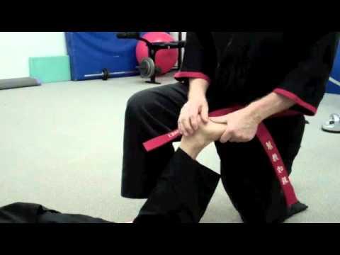 Bruised Heel Treatment