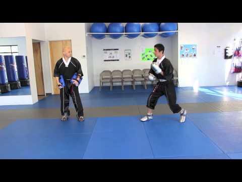 Body, Head Blitz training