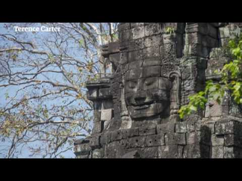 New technology reveals hidden cities in the Angkor region – video