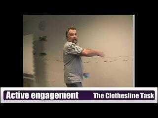 Phil Plunkett talks about embedding numeracy and the 'clothesline' intervention