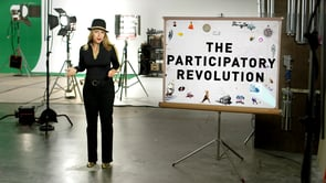 A Participatory Revolution - changing art and creativity