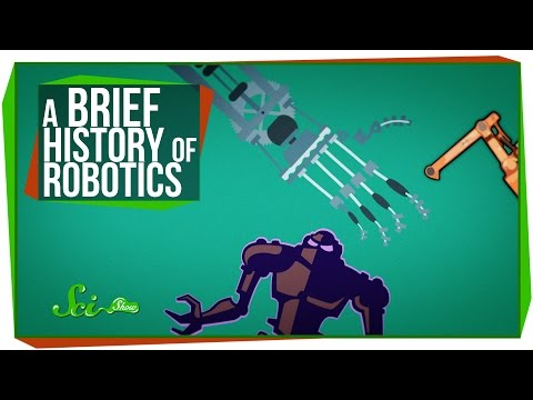 A Brief History of Robotics