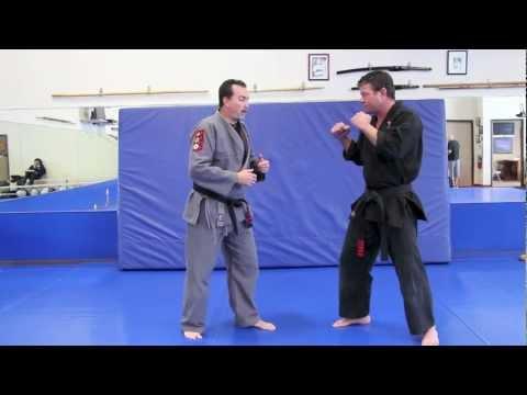 Jujitsu - Kazushi