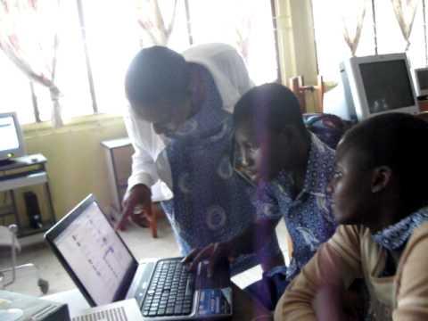 Labone senior high school students enjoy social media training in Accra
