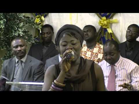 Maame Serwaah - Song Ministration