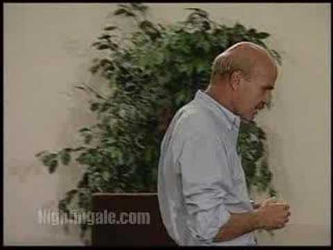Dr. Wayne Dyer - Your Divine Purpose 1 of 3