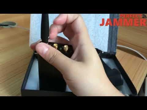 Super mini portable cell phone jammer popular in USA