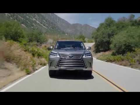 On the Road Lexus LX570