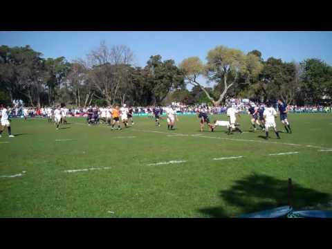 Bishops try vs Rondebosch 1st team 2010