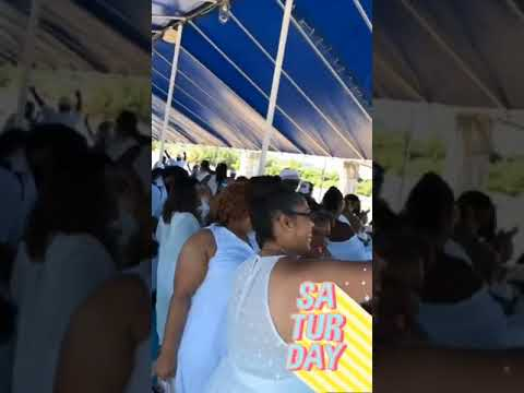 Legaci's Cincinnati Music Festival All White Boat Ride Party