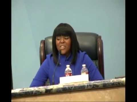 Compton Mayoral Forum: Omar Bradley Debate Aja Brown