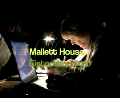 Inter-house Singing - Mallett House
