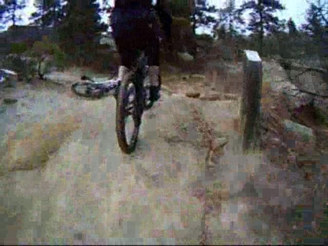 Mountain Biking in Palmer Park