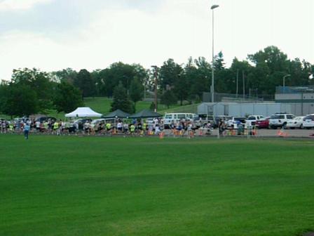 Veteran's Home Run, July 3, 2010