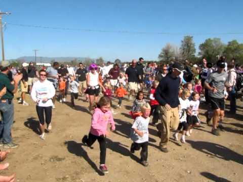 Great Pumpkin Kids Fun Run