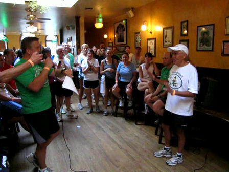 100 nights with the Jack Quinn's Running Club