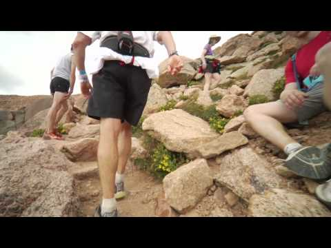 2010 Pikes Peak Ascent and Marathon DVD trailer