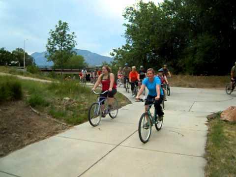 The Joy Ride rolls through Colorado Springs