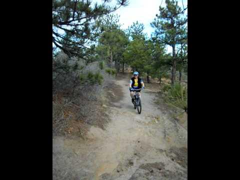 Women's Mountain Biking Association Memorial Ride for Mary Hoyle