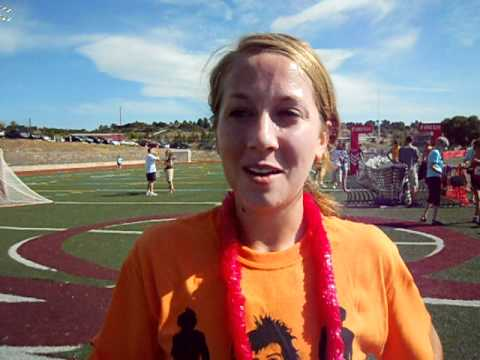 Interview with Casey Powell, four-time winner of the Max Silver Fun Run