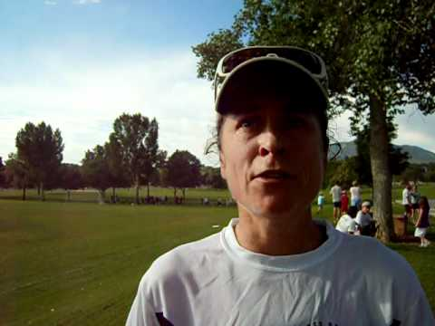 Interview with Lisa Goldsmith, 2011 Summer Roundup Trail Run champion