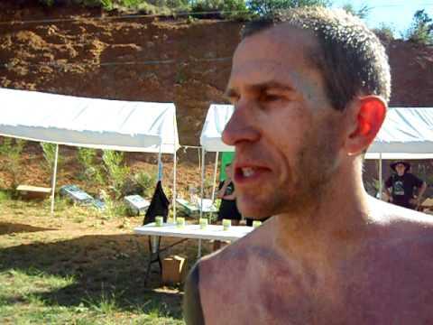 Scott Gall wins Barr Trail Mountain Race