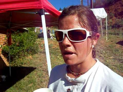 Stevie Kremer of Crested Butte wins Barr Trail Mountain Race