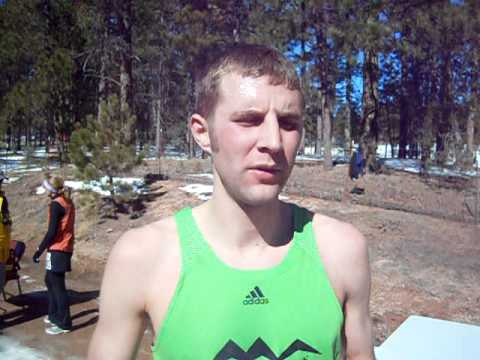 Interview with Ryan Hafer, Winter Series men's long-course champion