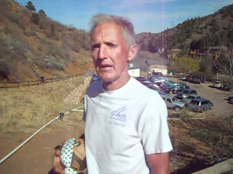 Ed Baxter climbs Manitou Incline 13 times in 13 hours, 15 minutes
