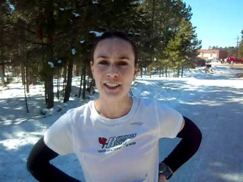 Interview with Winter Series women's long-course champion Stephanie Meredith