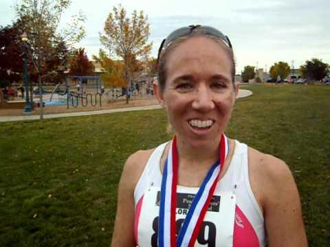 Ilea Eskildsen sets race record in Peace Officers' Memorial Valor Run