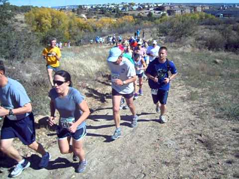 Hills, ropes and hay bales - Fall Series II is in the books