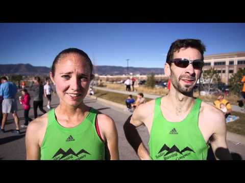 Boulder Running Company's Shannon Payne and Adam Rich win Turkey Trot